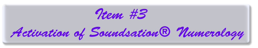 Item-3-Soundsensation-Numerology