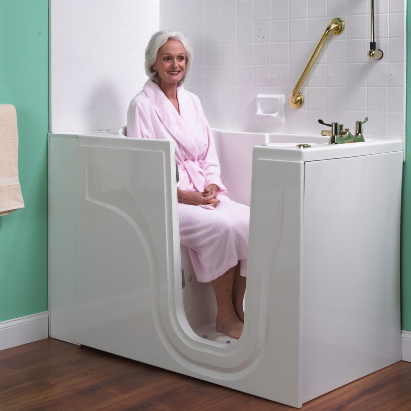 Handicap bathtub a new luxury item the wellness revolution for Handicap baths